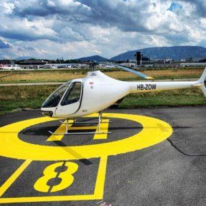Hélicoptère ZOW